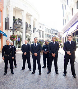 Uniformed Security Guard Services for Retail Loss Prevention