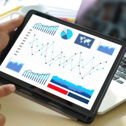 A smart tablet with analytics